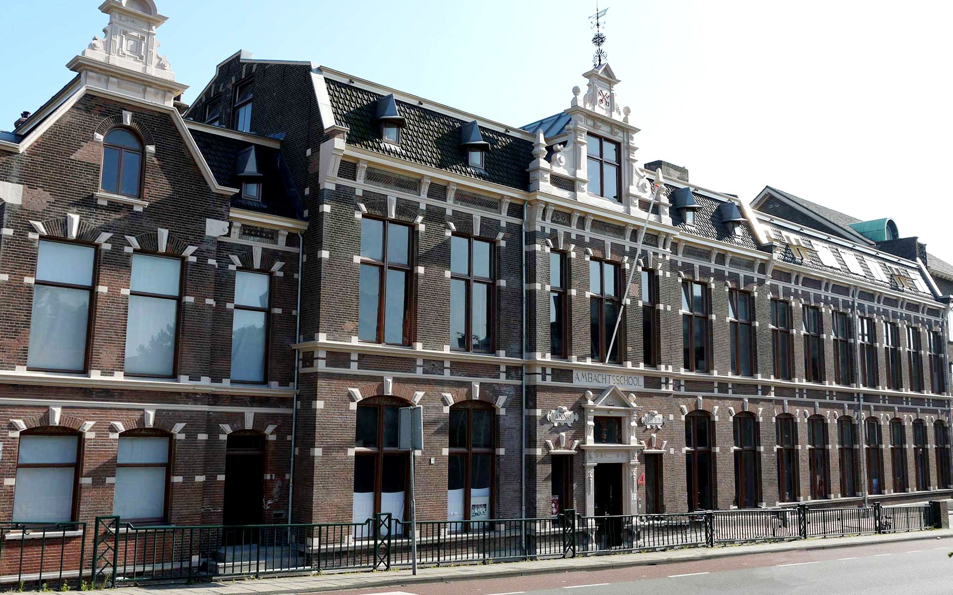 Haagweg 4G4, 2311 AA Leiden, Nederland